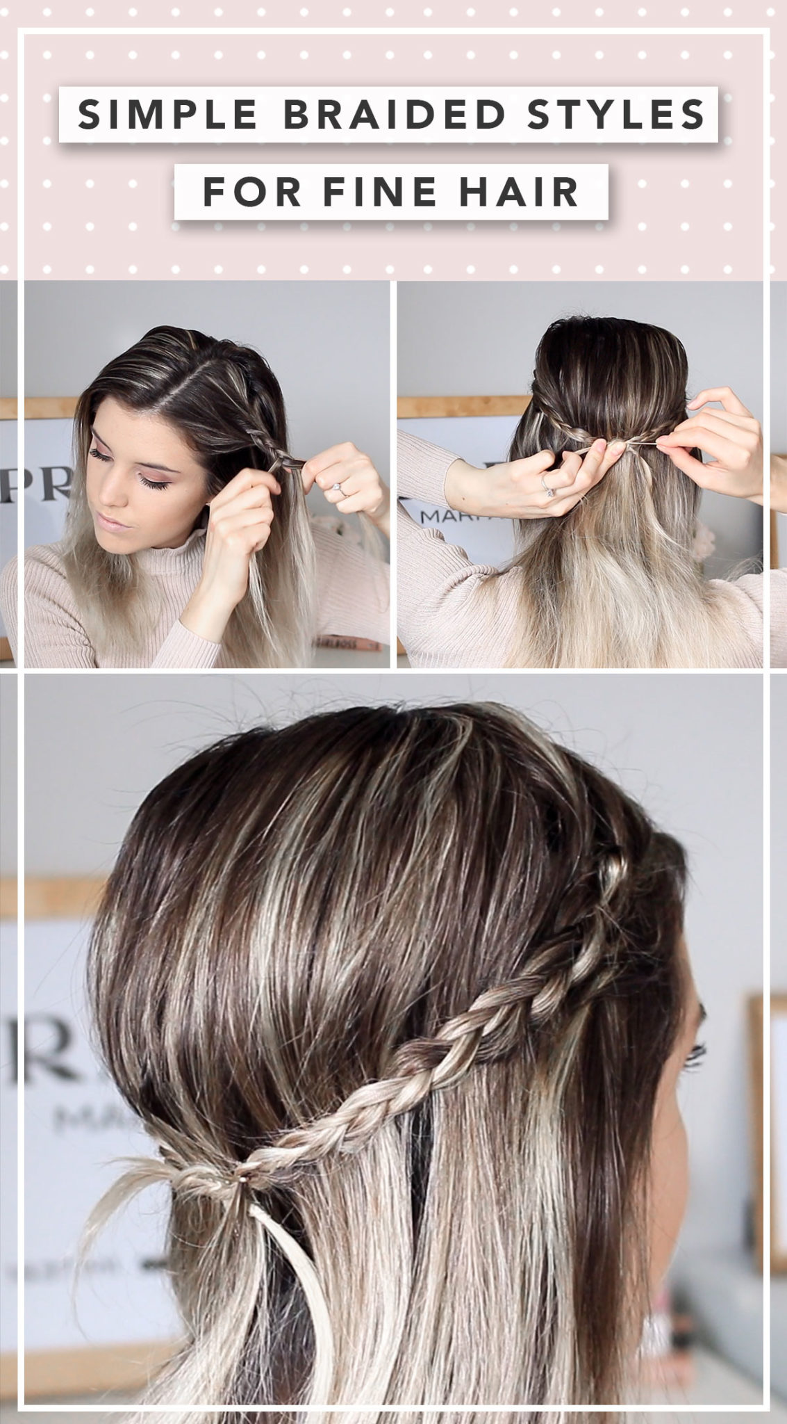 second day hairstyle ideas